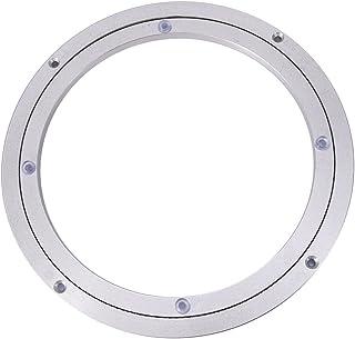 DeWin Tabl Rond - Tabl Tournant Platine tournante pour roulement en Alliage d'aluminium Robuste, Plaque pivotante Lisse, p...