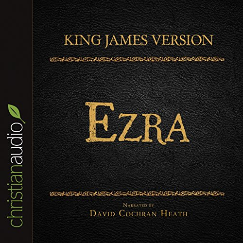 Holy Bible in Audio - King James Version: Ezra audiobook cover art