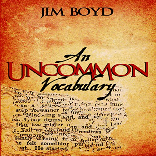An Uncommon Vocabulary audiobook cover art