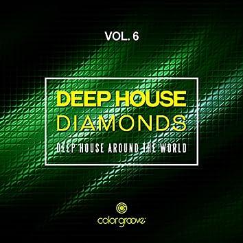 Deep House Diamonds, Vol. 6 (Deep House Around The World)
