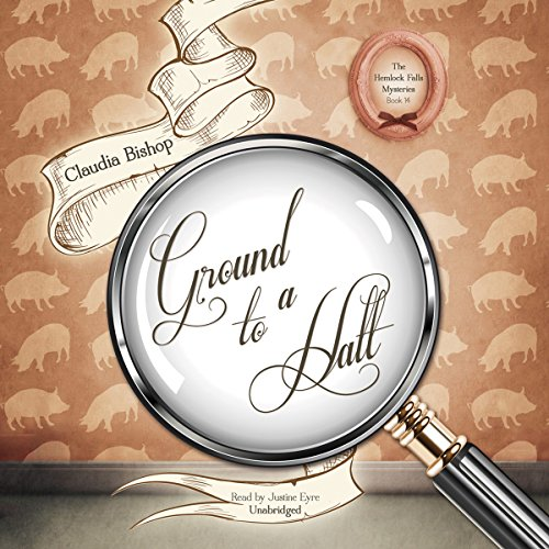Ground to a Halt audiobook cover art