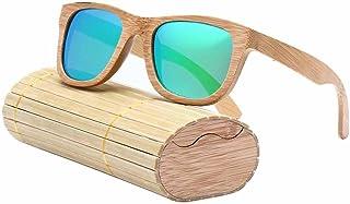 """06424cb20a Gafas de sol polarizadas para hombre y mujer estilo """"vintage"""" con  montura de"""