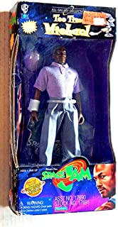 SPACE JAM TEE TIME Michael Jordan from The Movie All Galaxy Collection 9 Inch Special Edition 1996 Action Figure & Accessories
