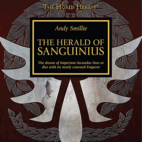 The Herald of Sanguinius audiobook cover art