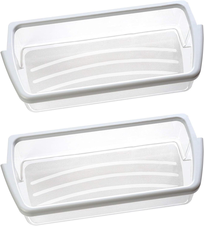 2 Packs W10321304 Refrigerator Door Shelf Luxury goods Ultra-Cheap Deals by - Bin Comp SupHomie
