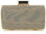Coast Bags Gigi - Pochette da giorno Donna, Oro (Gold), 6x10x18 cm (W x H L)