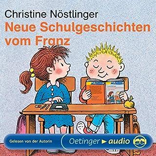 Neue Schulgeschichten vom Franz Titelbild