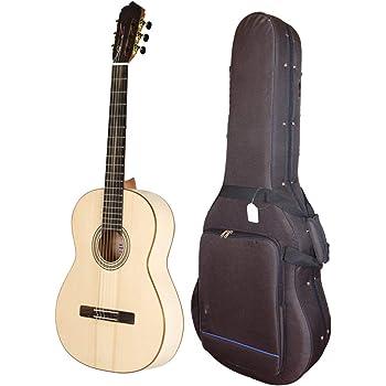 Guitarra flamenca FLACA hecha a mano en Barcelona (España): Amazon ...