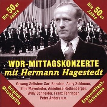 Wdr Mittagskonzerte mit Hermann Hagestedt