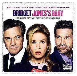 Ellie Goulding / Years & Years / Knox Brown X Gallant: Bridget Jones's Baby [CD]