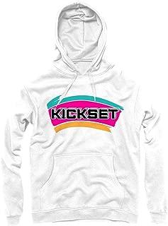 South Beach 8 Kickset White Hoodie to Match Jordan 8 South Beach Sneakers