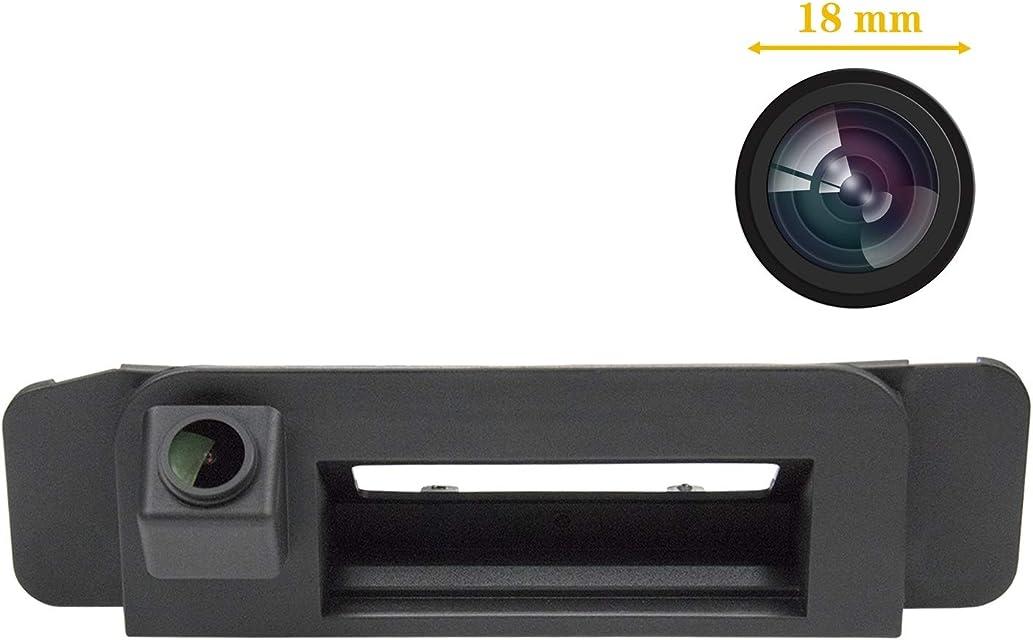 HD 1280x720p Revertir Asistencia de Copia de Seguridad de la Cámara de Aparcamiento 170 Grados Cámaras de visión Trasera para Mercedes Benz C Class W205 CLA C117 2015-2017 w/NTG5.0/5.1
