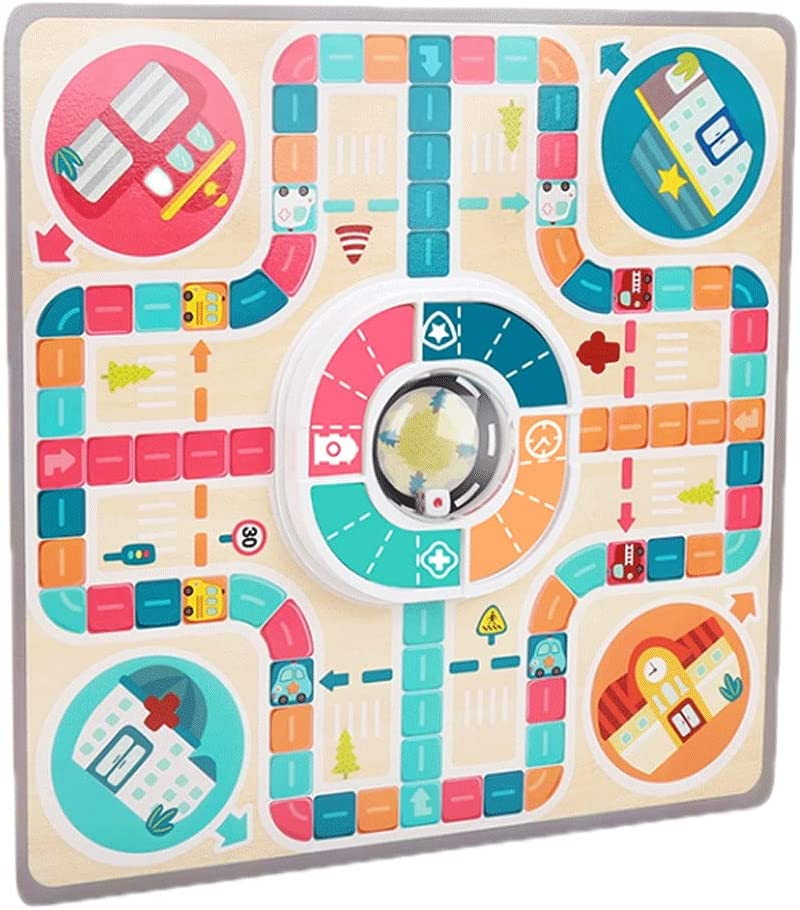 LOFAMI 2 in 1 Ludo Board Ladders Family Game Cheap mail order shopping and Classic Now on sale Snakes