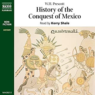 History of the Conquest of Mexico cover art
