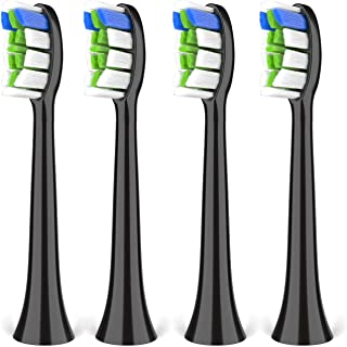 Fairywill Brush Head x4 Only for P11 Plus Whitening Sonic Toothbrush