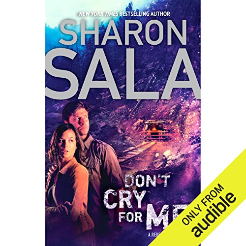 Don't Cry for Me audiobook cover art