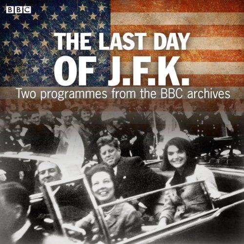 The Last Day of JFK cover art