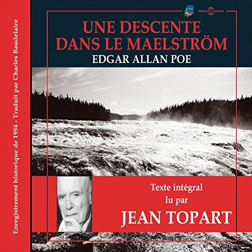 Une descente dans le Maelström audiobook cover art