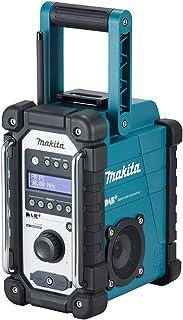 Makita DMR110 Li-ion DAB/DAB+ Job Site Radio - Batteries and Charger Not Included