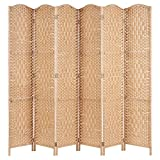 Hartleys Solid Weave Hand Made Wicker <span class='highlight'>Room</span> <span class='highlight'>Divider</span> - Choice of Size & Colour