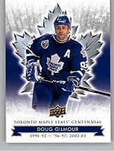 2017-18 Upper Deck Toronto Maple Leafs Centennial #29 Doug Gilmour NM-MT Maple Leafs