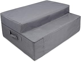 Milliard Case for Blue Tri-Fold Foam Folding Mattress and Sofa Bed for Guests (Twin XL)