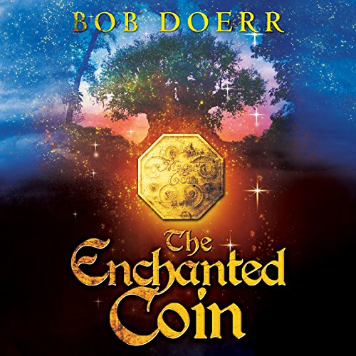 The Enchanted Coin audiobook cover art