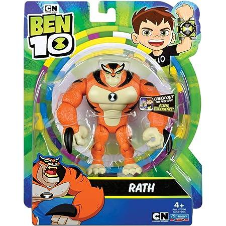 Ben 10- Rath Figura de acción, Color Nailon/a, 18.8 x 5.5 x 23 cm (Flair Leisure Products BEN35710)