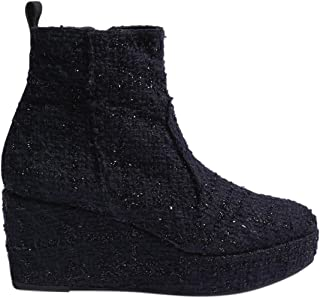 CASTANER Women's Nana Wedge Ankle Boots