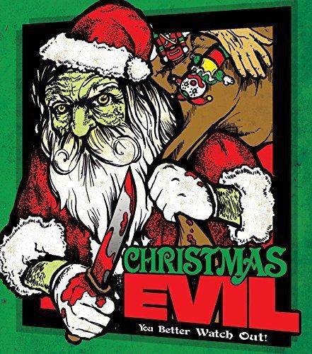 Christmas Evil [Blu-ray/DVD Combo]