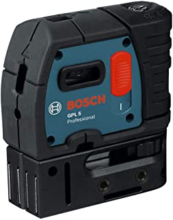 Bosch GPL5 5-Point Alignment Laser (Discontinued by Manufacturer)