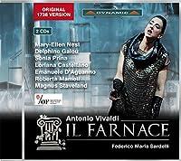 アントニオ・ヴィヴァルディ:歌劇「ファルナーチェ」RV711[2CDs]
