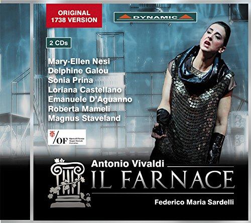 Il Farnace (2 CD)