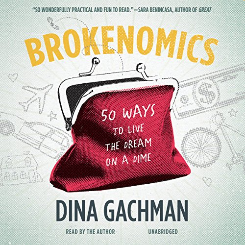 Brokenomics audiobook cover art