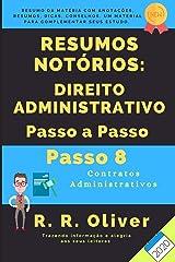 Resumos Notórios: Direito Administrativo Passo a Passo - Passo 8 - 2020 Capa comum
