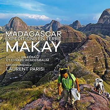 Madagascar expédition en terre Makay (Original Soundtrack)