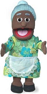 14 Granny Black Grandmother Hand Puppet