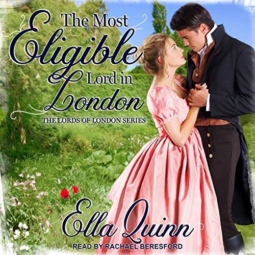 The Most Eligible Lord in London cover art