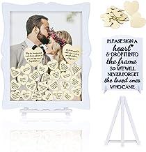 Wedding Guest Book Alternative Custom Wedding Guestbook  W-WW01-1PS  HH3 Winter Wedding Guest Book