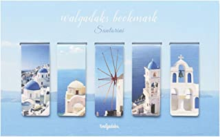 d47d60faf604 Amazon.com: Santorini - Free Shipping by Amazon / Bookmarks / Book ...