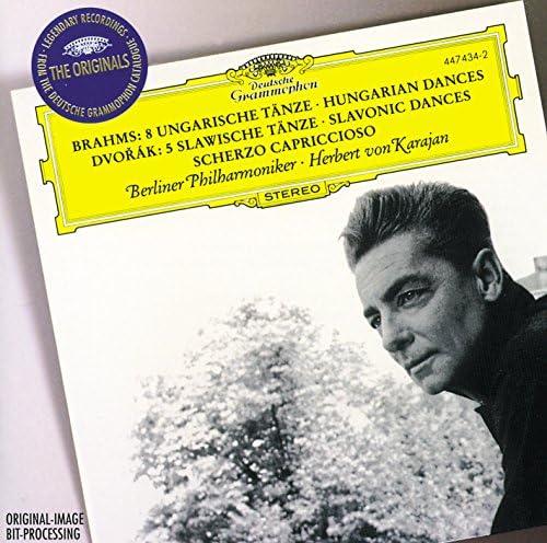 Berliner Philharmoniker, Herbert von Karajan, Antonín Dvořák & Johannes Brahms