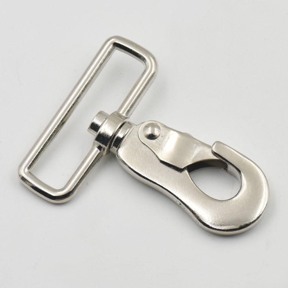 12mm 6pcs  Gray Lobster Swivel Clasps handbag snap,swivel snap,Trigger Snap Hooks,swivel hook,Lobster Hook,purse hardware 12