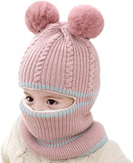 Fablcrew Lot de 4Pcs Hochet Poignet et Pieds Mignon Animal Doux Peluche Poignet Chaussettes Jouets Hochet avec Anneau Bell pour Enfant B/éb/és 0-12mois