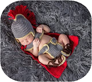 Fashion Newborn Baby Photography Props Boys Girls Outfits General Hat Shorts Photoshoot Clothes Set Grey