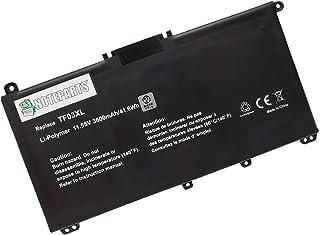 【NOTEPARTS】HP Pavilion 15-cc000 15-cc100 Pavilion x360 14-cd0000 用 バッテリー TF03XL HSTNN-LB7X 920046-421対応