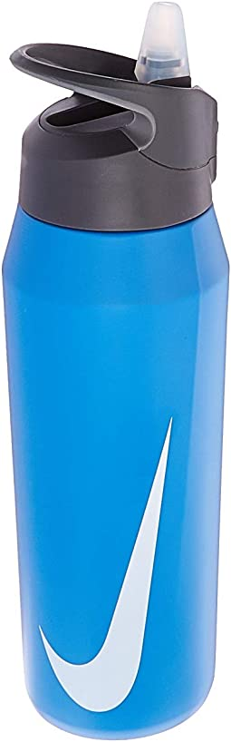 Stainless Steel Hypercharge Straw Bottle 32oz