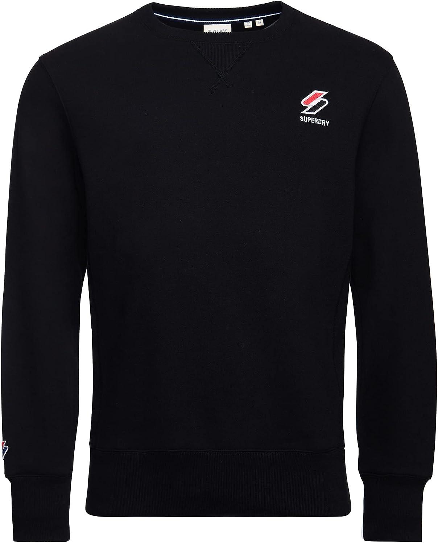 Max 73% OFF Superdry Sportstyle Essential Crew Sweatshirt Neck Ranking TOP12