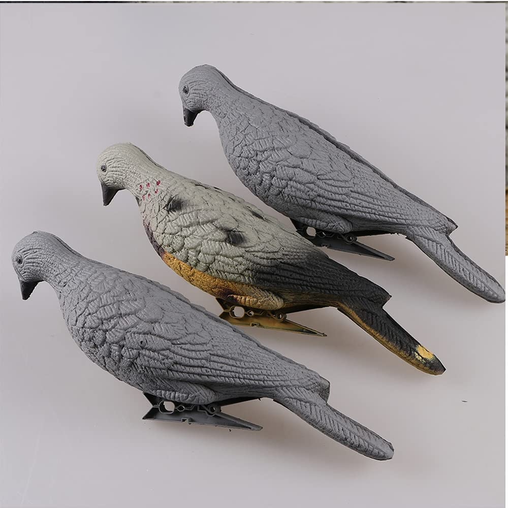 NC93 5 Pieces 2021 NEW before selling ☆ 10 3D Animal Archery Dove Pr Target