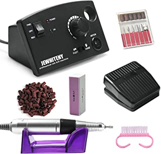 how to use electric nail drill machine