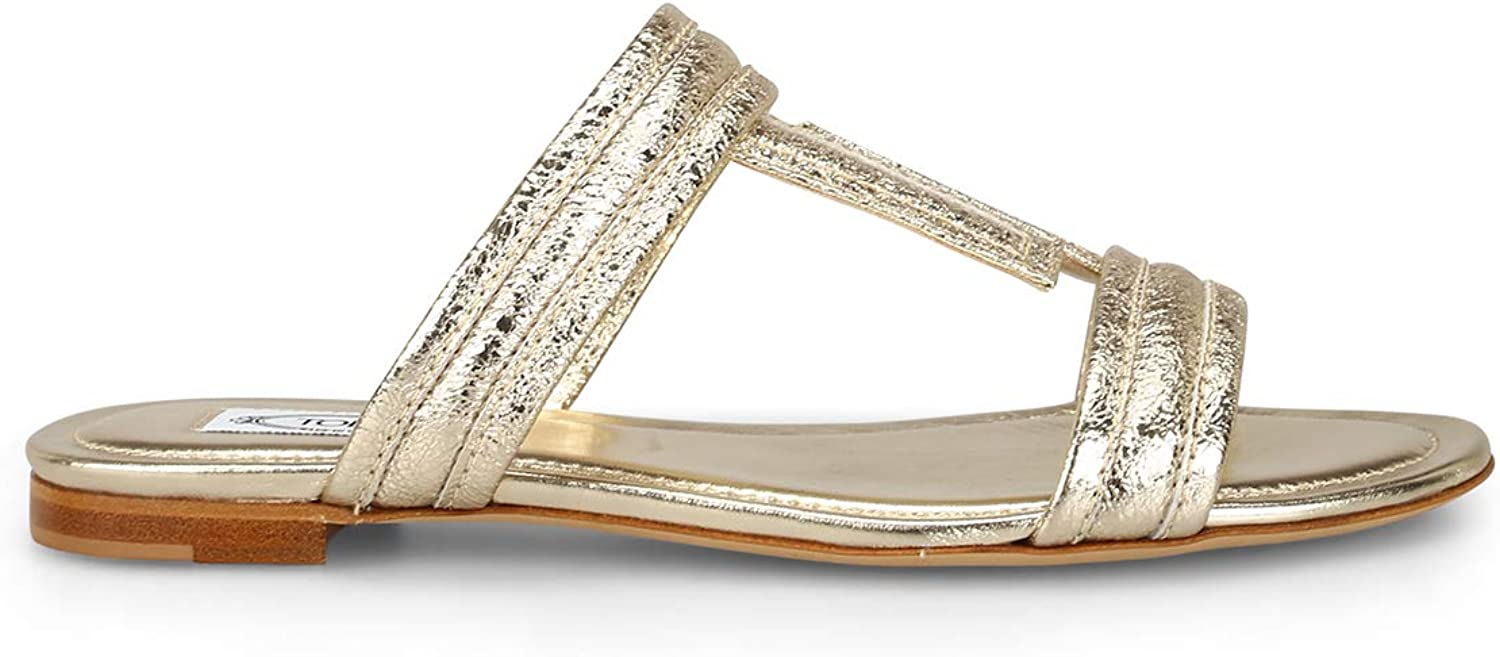 Tod's damen Sandalen - Gold Sandals